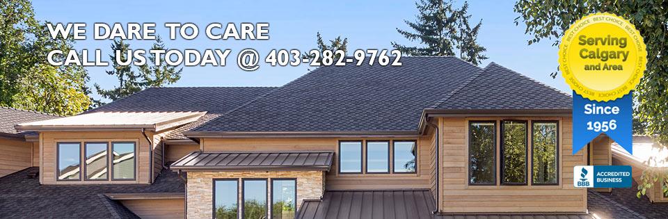Elegant Calgary Roofing Company