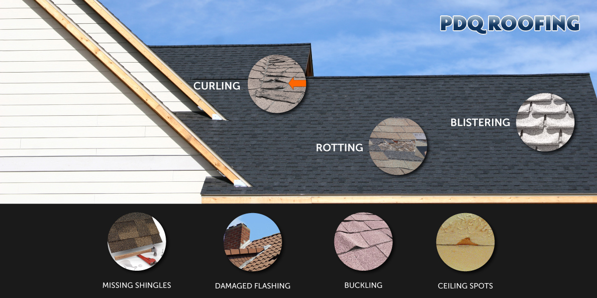 calgary roofing repair signs of aging roof